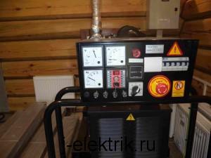 Дизельный генератор-залог бесперебойного электроснабжения