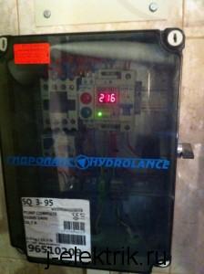 Установка стабилизатора на насос скважины