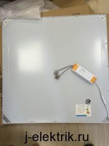 замена на светодиодный светильник