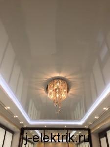 Монтаж освещения в Истринском районе