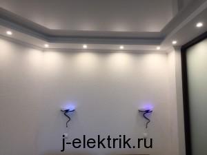 Услуги электрика в Истринском районе
