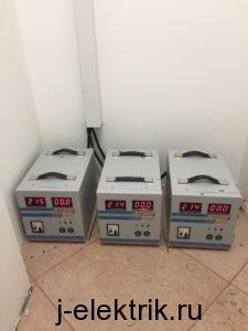 Стабилизаторы в комплексе с равномерной нагрузкой