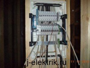 Услуги электрика в Мытищах
