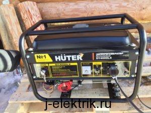Подключение генератора для частного дома