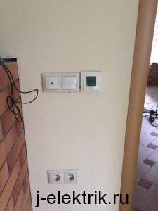 Услуги электрика в Зеленоградской
